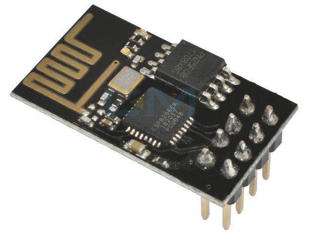 ESP8266 WiFi-Serial modul (ESP-01S)