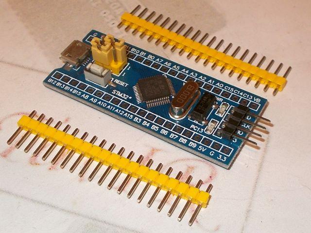 STM32 Bluepill 128k [STM32 - F103CxT6]