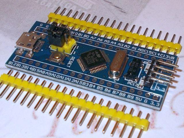 STM32 Bluepill [STM32 - F103C8T6]