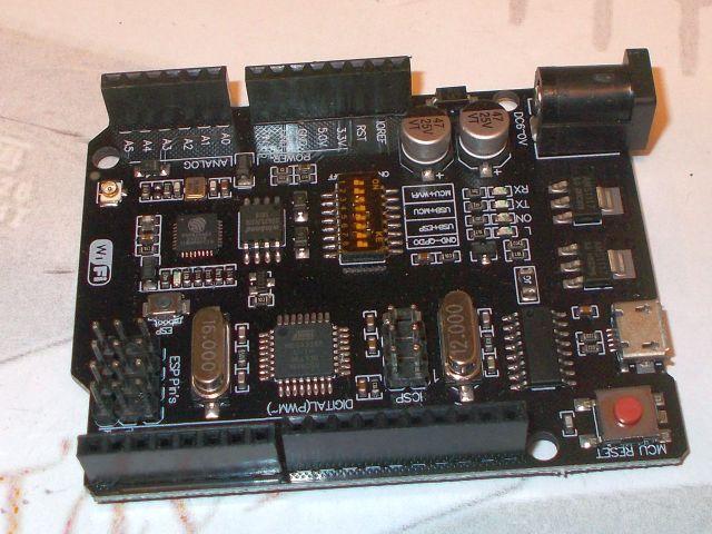 AVR-Duino / WiFi-Uno (ESP8266/8MB/M328)