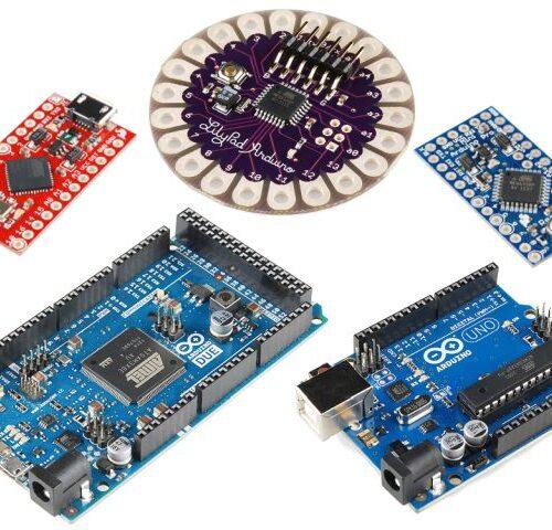 Arduino (STM32, ESP, AVR)