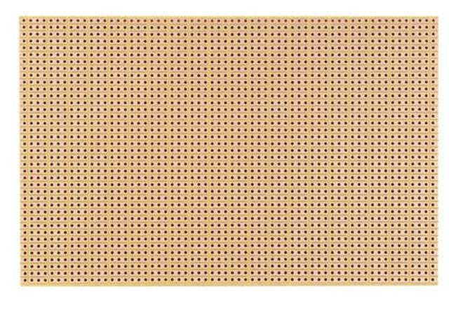Csupalyuk, 1 oldalas NyÁK lap (10cm*16cm / 3forrszem) [Archív]
