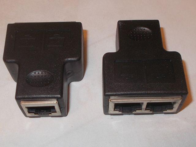 Ethernet közösítő-szétosztó (LAN splitter)