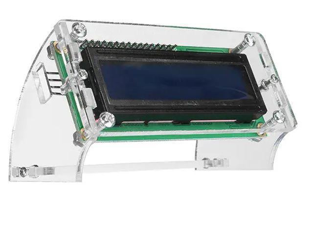 LCD akril tartó (1602)