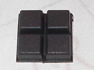 Műszerláb/karcgátló [4db/pack]