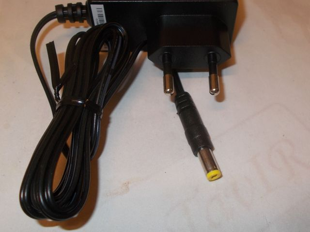 Hálózati dugasztáp/adapter (230V / 12V@1A)