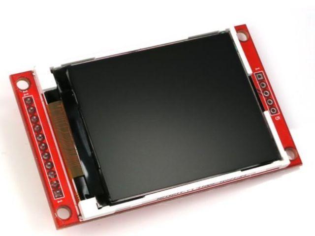 """2.0"""" TFT LCD (176*220) + uSD"""