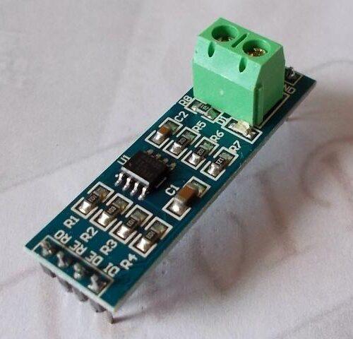 Kommunikáció (Soros-USB, RS485)