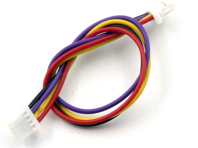 ESP8266/D1 IIC/TWI összekötőkábel (10cm)