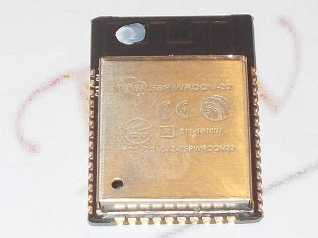 ESP32 alapmodul / uFl ant. (ESP-WROOM-32 alapmodul)