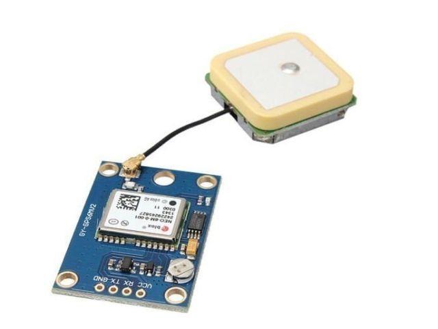 GPS modul (NEO-6MV2)