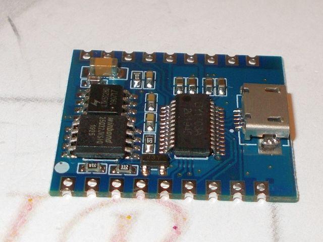 MP3 lejátszó modul (DY-SV17F) [4MB belső memória]