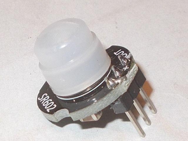 PIR-szenzor micro - mozgásérzékelő (SR-602)
