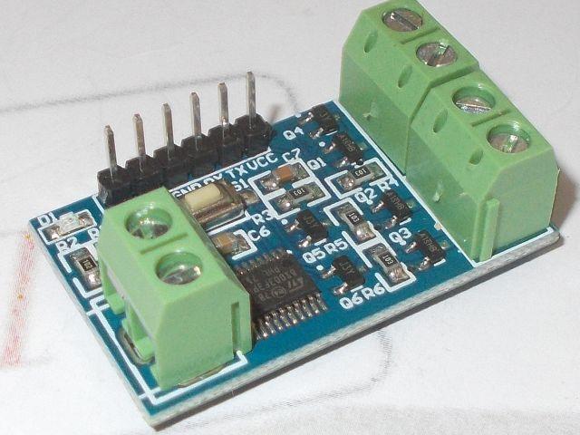 RGB LED-szalag vezérlő/dimmer (5V és 12V RGB szalaghoz)