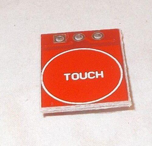 Kezelőszerv (touch, érintés, enkóder, potméter)