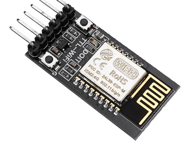 WiFi modul (DT-06; WiFi-Serial)