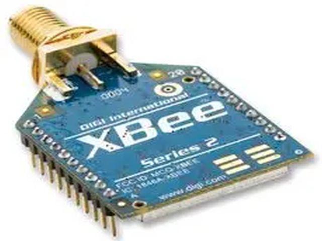 XBee/ZigBee modul + antenna (XB24-Z7SIT-004) [kifutó]
