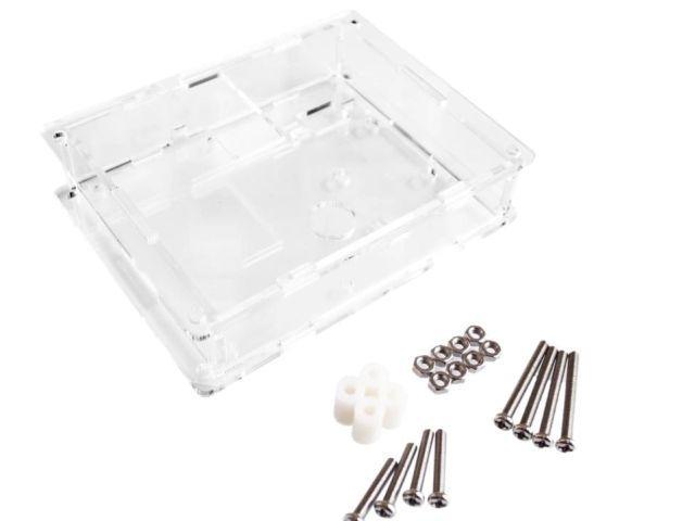 Univerzális félvezető-teszter akril doboz (LCR-T4 típushoz)