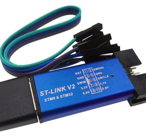 Programozó (AVR, ESP, STM32...)