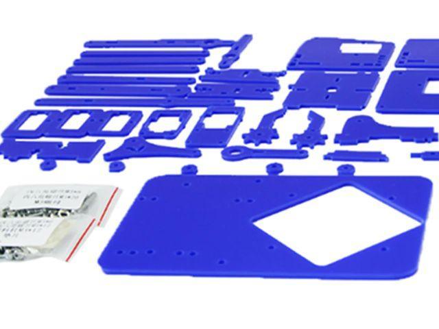 MeArm robotkar - vázszerkezet