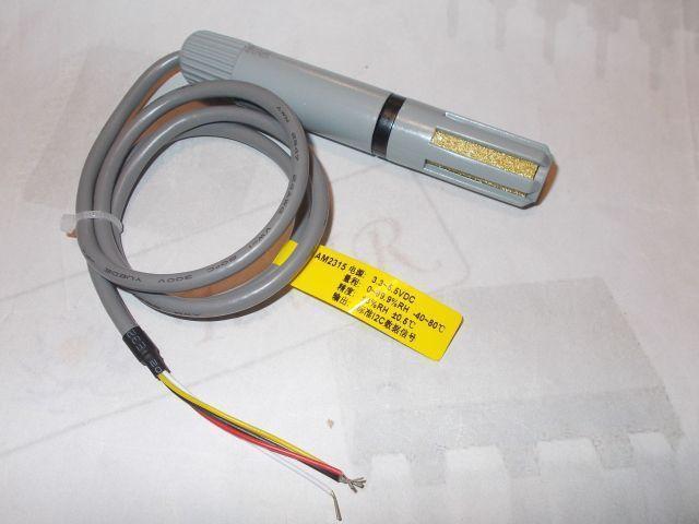 AM2315 tokozott pára- és hőmérséklet-szenzor (önálló; IIC)