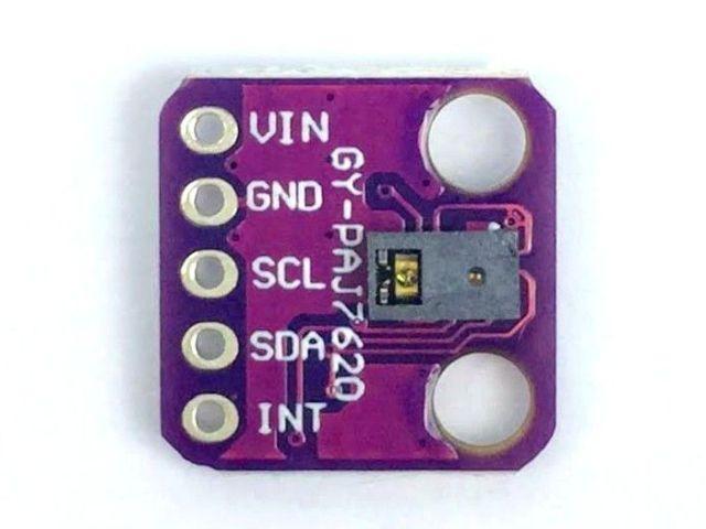 GY-PAJ7620 gesztusfelismerő szenzor