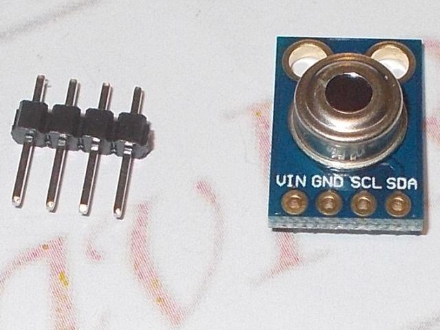 GY-906 infravörös hőmérő (MLX90614)