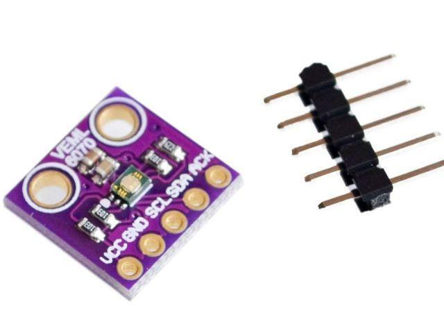 VEML6070 UVA/UVB sugárzásmérő (IIC)