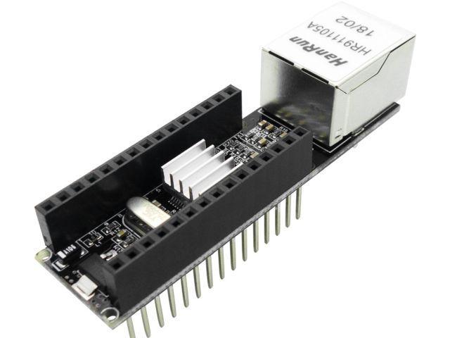 Nano Shield - Ethernet Shield (W5500 chip, LAN)