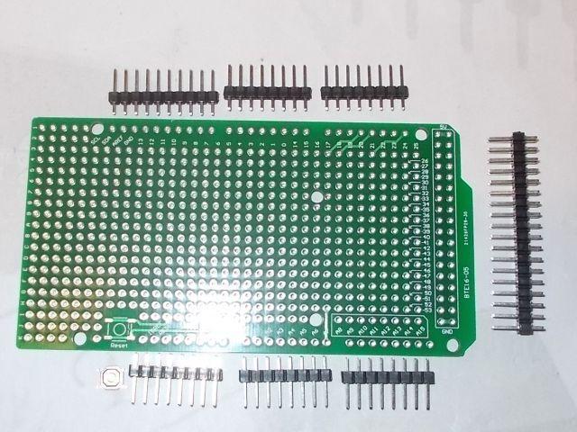 Csupalyuk shield Mega (Proto shield Mega)