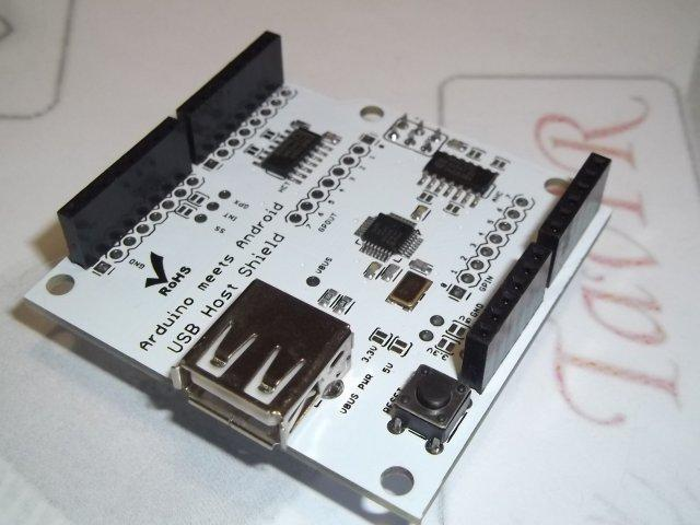 USB Host shield