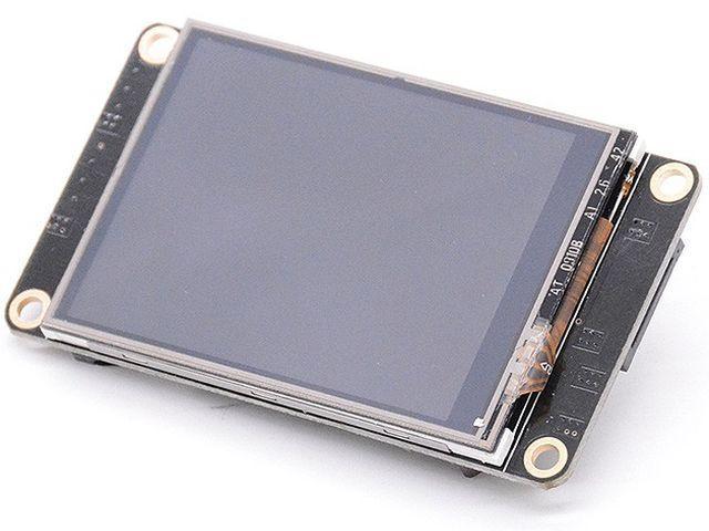 """Nextion 2.4"""", touch, sorosport, RTC, GPIO, 16MB (NX3224K024)"""